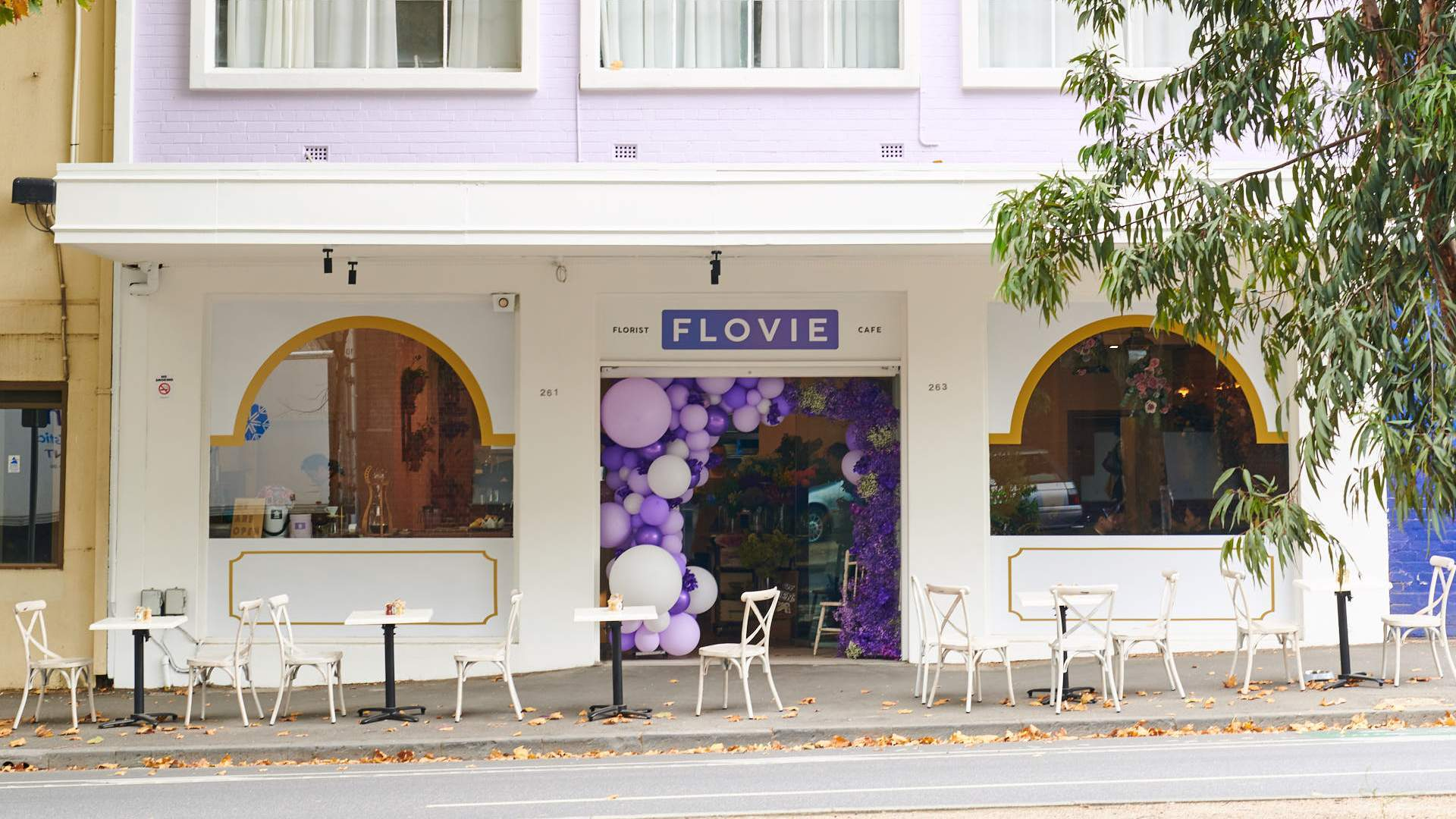 Flovie Florist Cafe