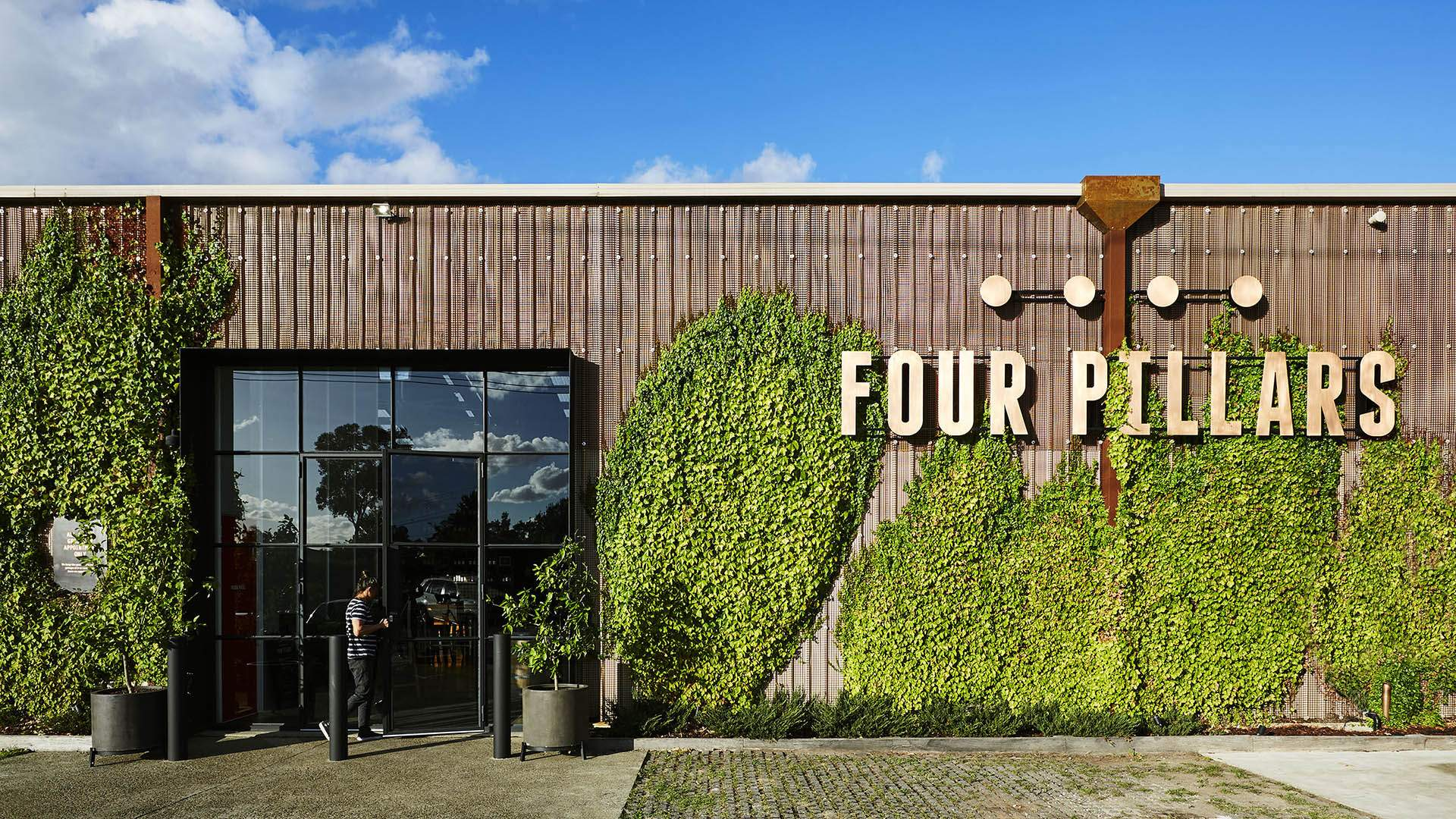 Four Pillars Has Sold 50 Percent of Its Gin Business to Beer Behemoth Lion