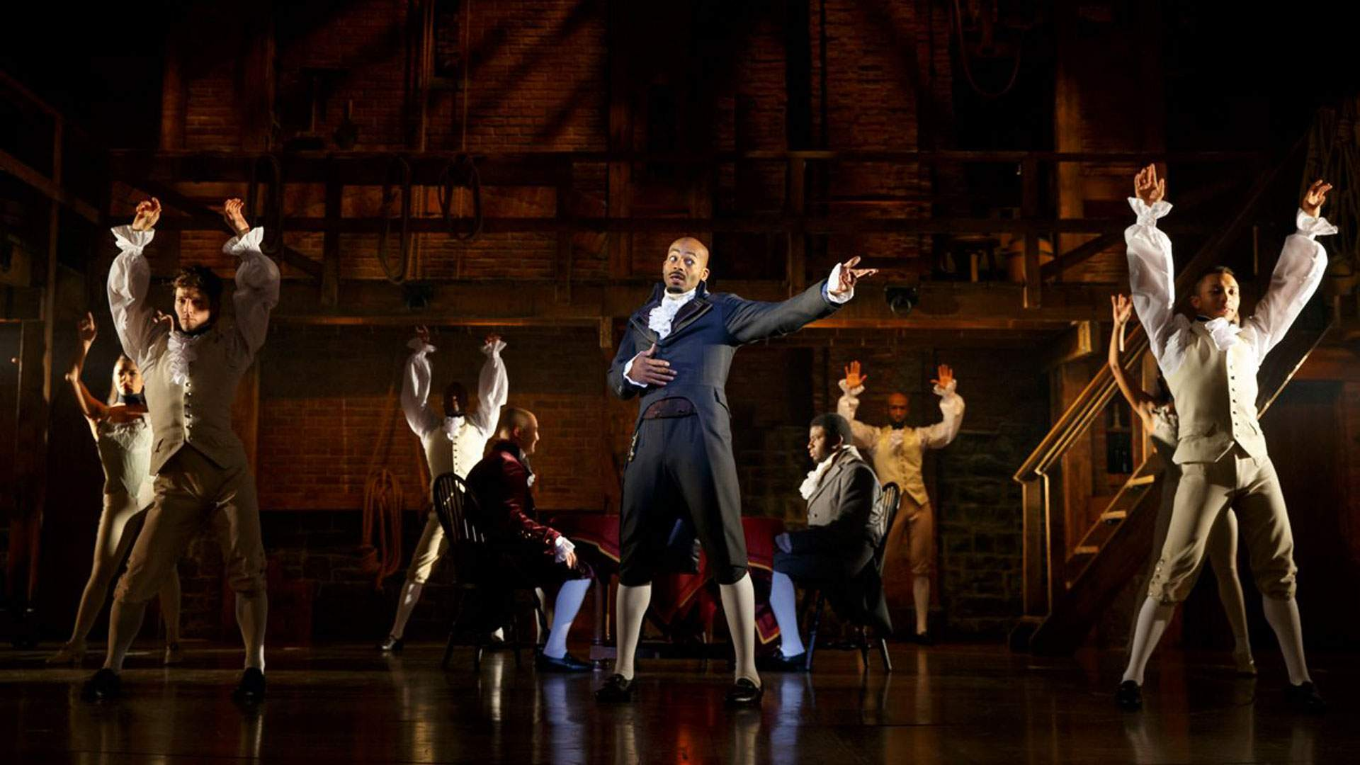 Tony Award-Winning Musical 'Hamilton' Is Finally Coming to Australia