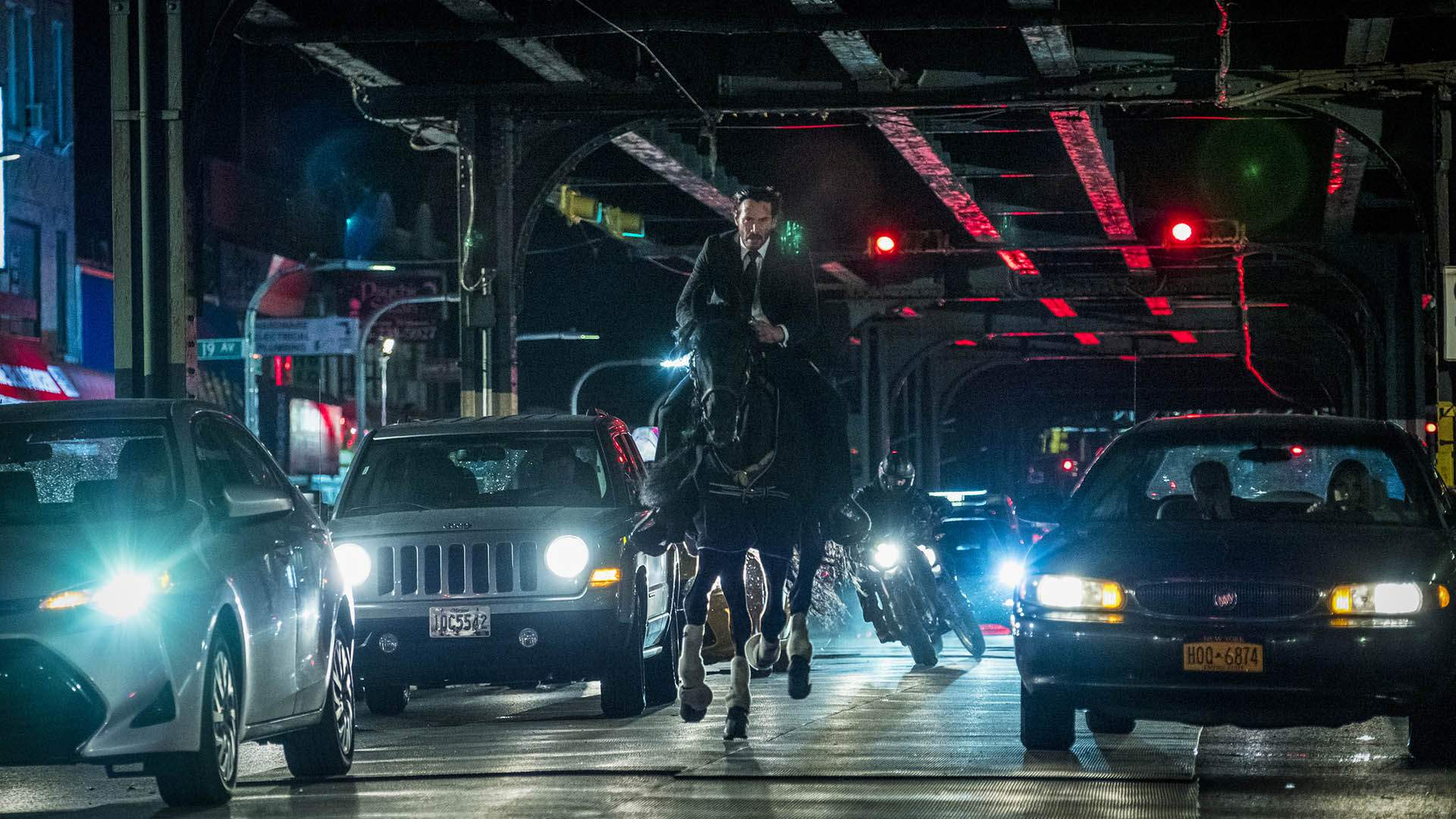 Another Mayhem-Filled Trailer for 'John Wick: Chapter 3' Has Dropped