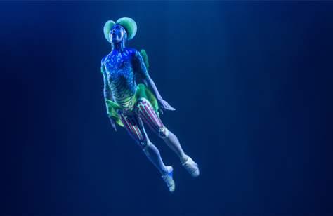 KURIOS: Cabinet of Curiosities — Cirque du Soleil — POSTPONED