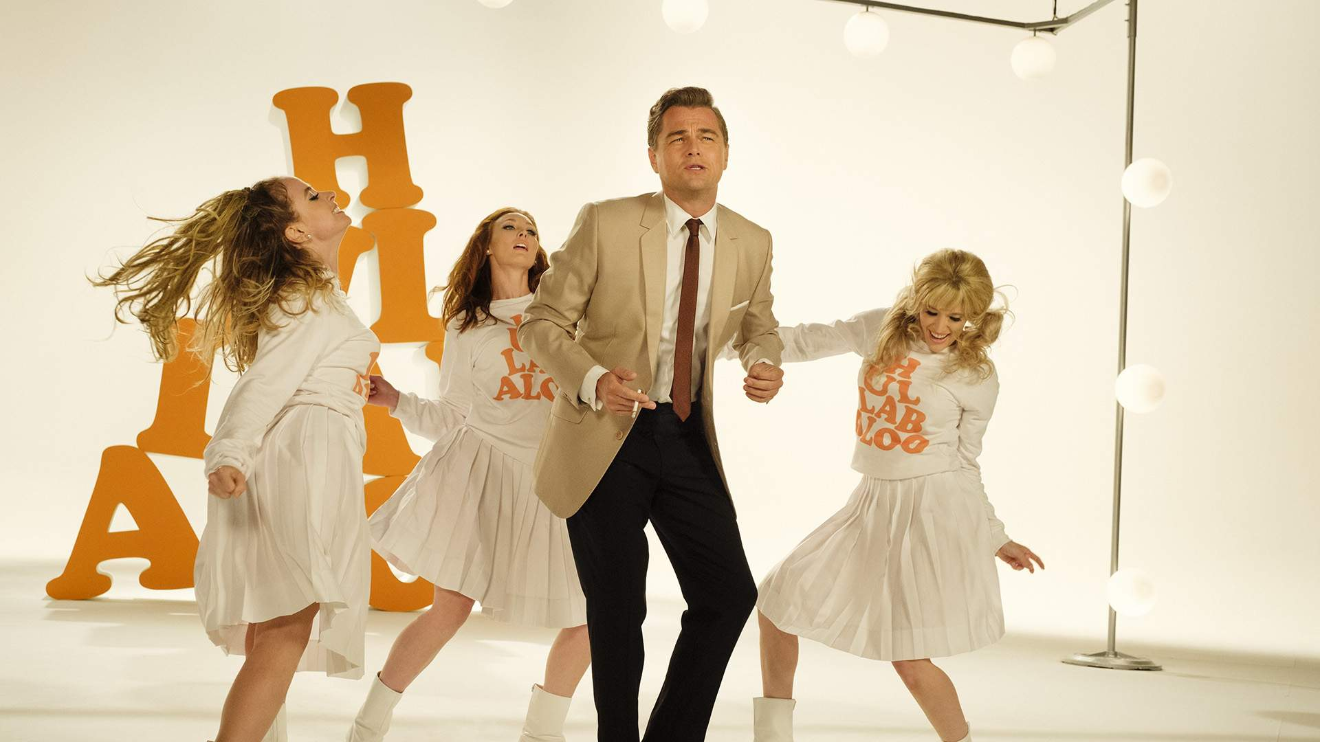 The First Teaser for Quentin Tarantino's 60s Crime Caper 'Once Upon a Time in Hollywood' Is Here