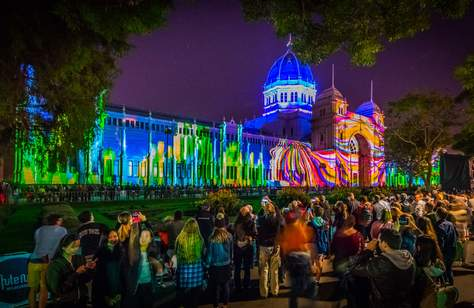 The World Heritage-Listed Royal Exhibition Building Is Reopening Its Rooftop Deck