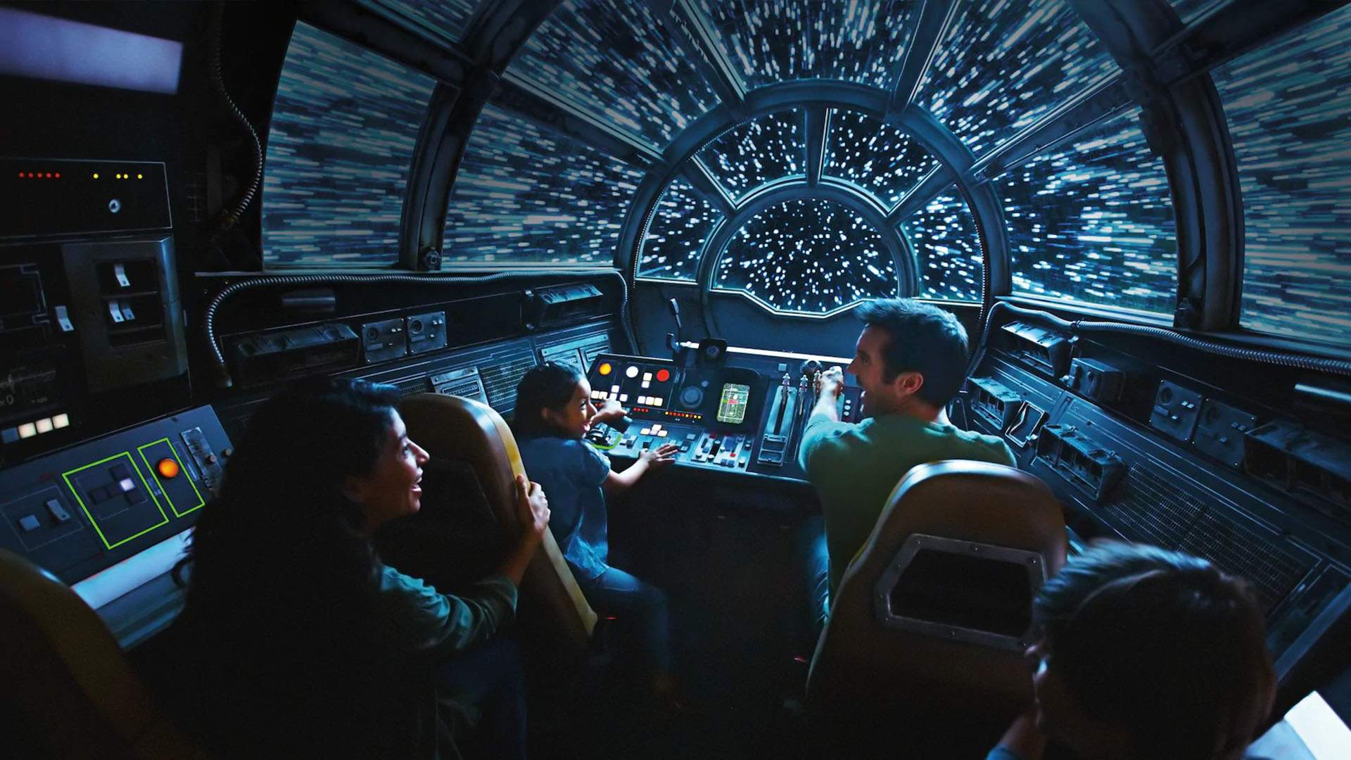 Disney Has Released More Details About Its New 'Star Wars' Theme Parks