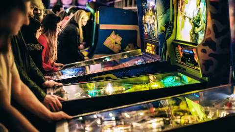 Meet Grafton's New 80s-Inspired Craft Beer Bar and Arcade Parlour