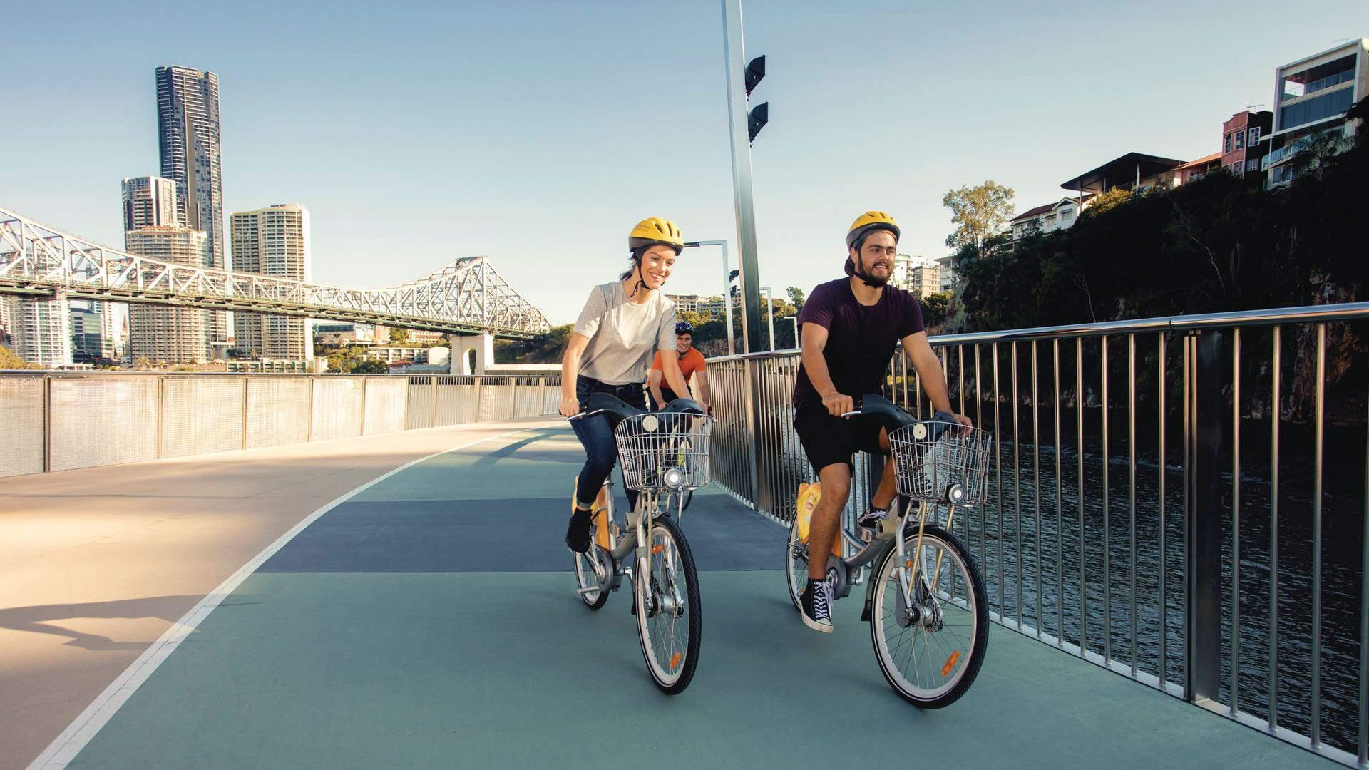 The Best Bike Rides In and Around Brisbane