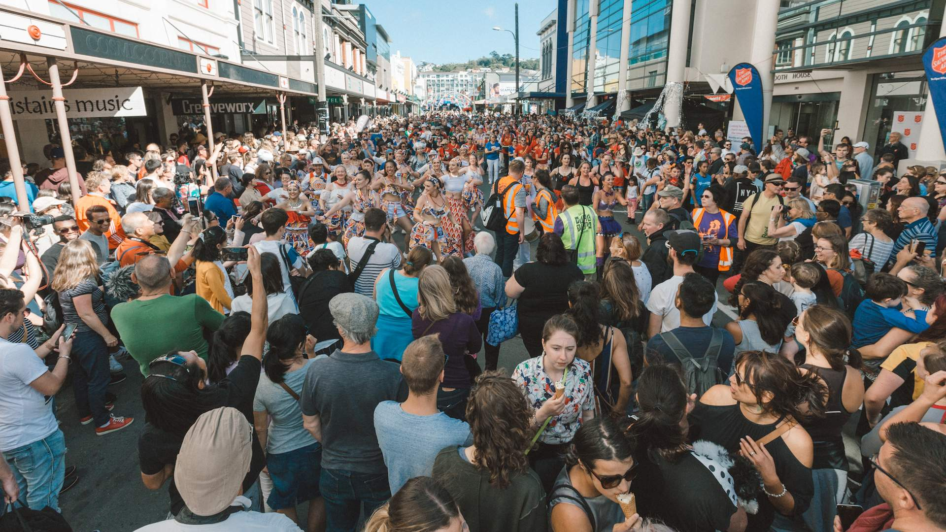 The New Zealand Government Has Announced a Ban on Events of More Than 500 People