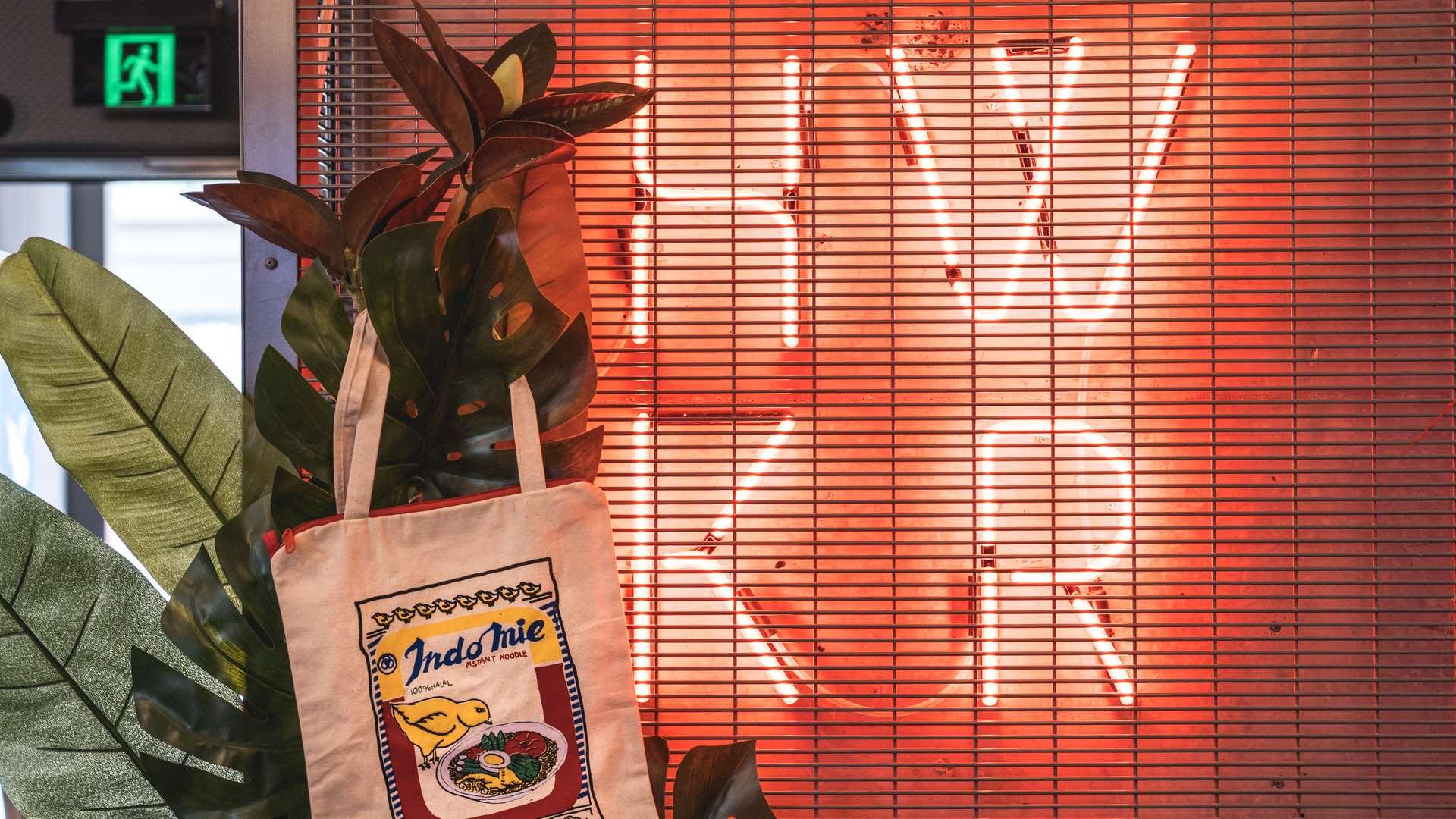 Indomie Warung Stall