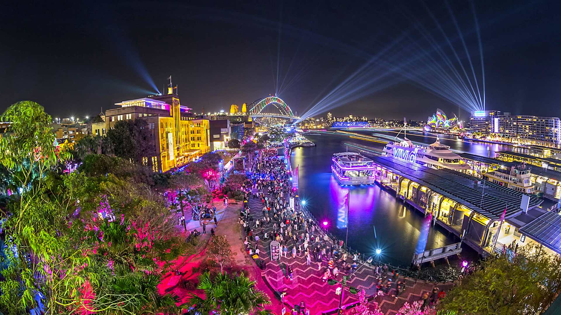 Vivid Sydney Has Been Cancelled for 2020 Due to Coronavirus