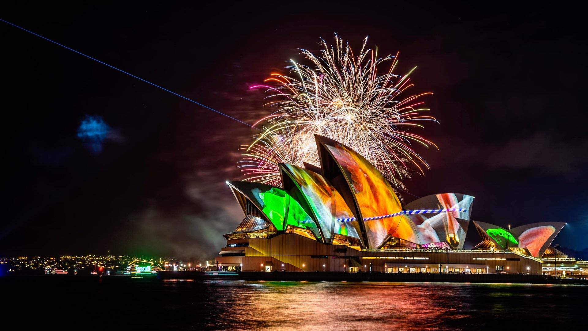 Vivid Sydney Has Announced Its Radiant 2019 Program