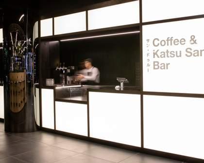 Saint Dreux Is the CBD's Sleek New Katsu Sando and Japanese Coffee Bar