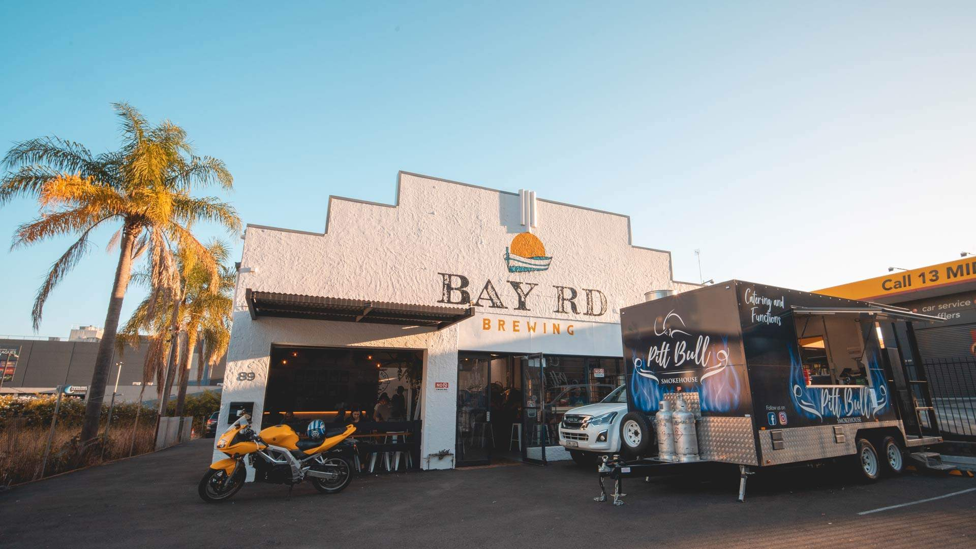 Bay Rd Brewing