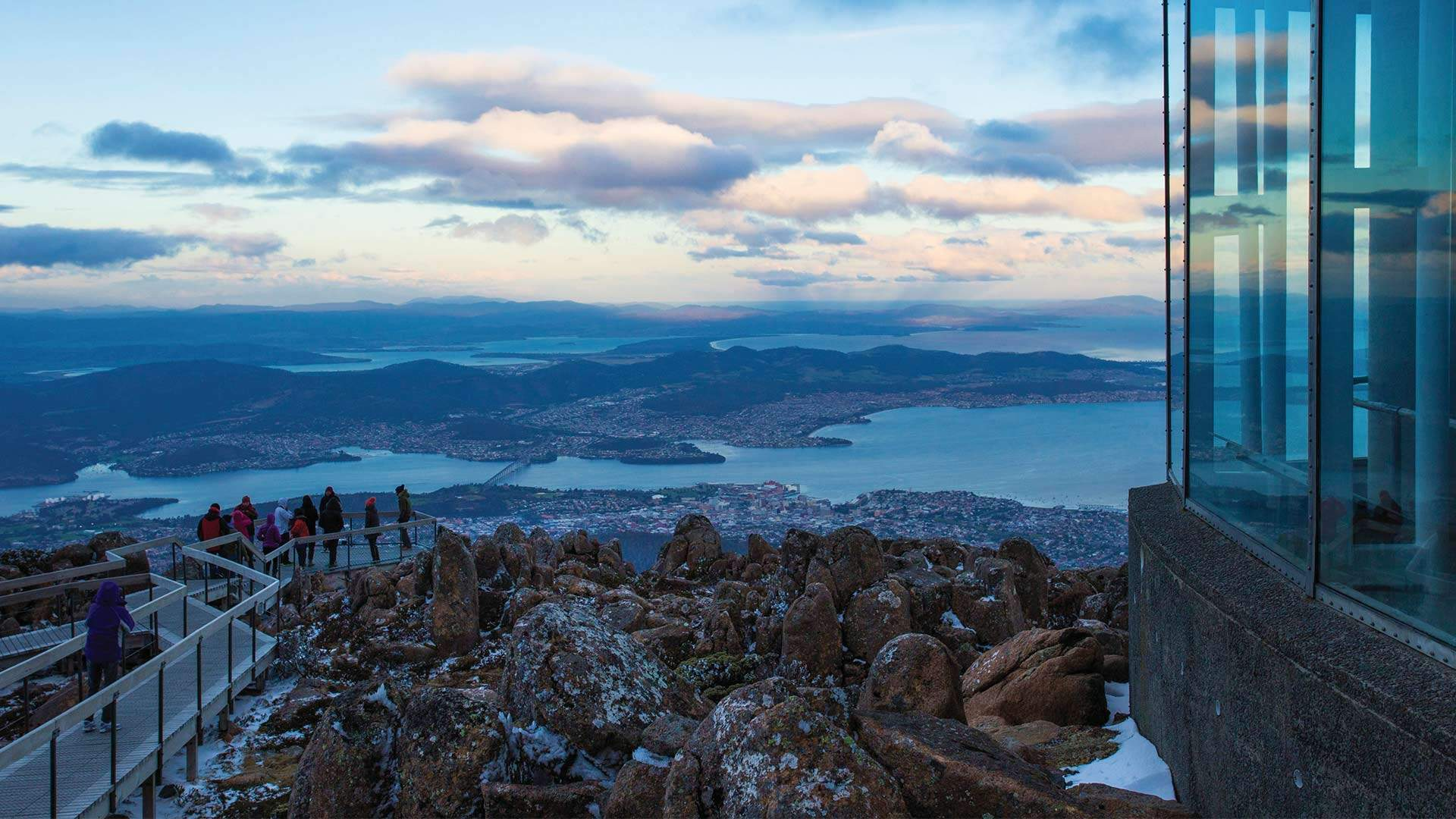 Air New Zealand Is Now Offering a Non-Stop Service to Tasmania