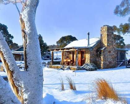 Seven Extremely Cosy Cabins Around Australia That You Can Escape To This Winter