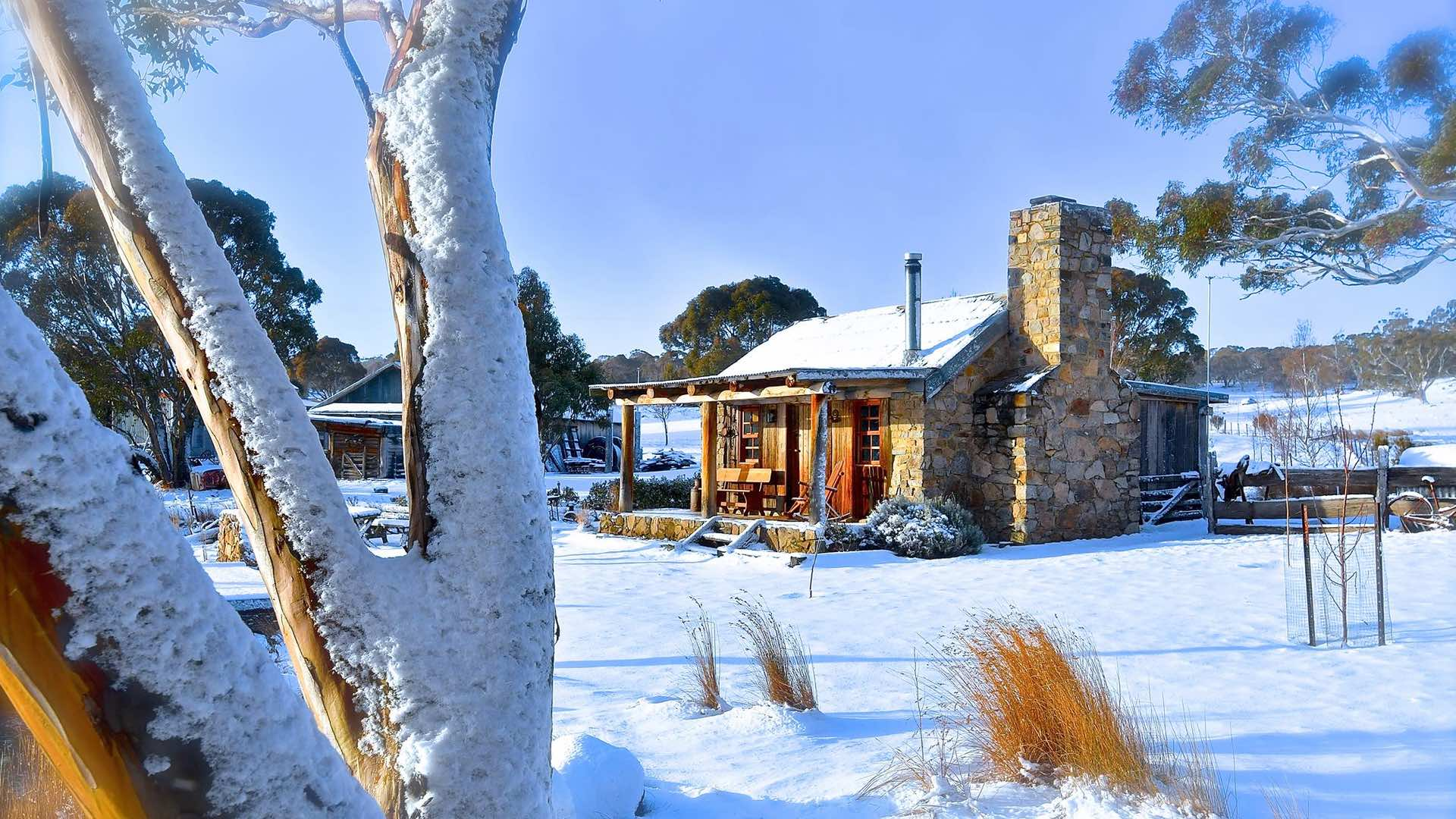 seven extremely cosy cabins around australia that you can. Black Bedroom Furniture Sets. Home Design Ideas