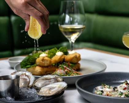 We're Giving Away Lunch for Four People at Ostro