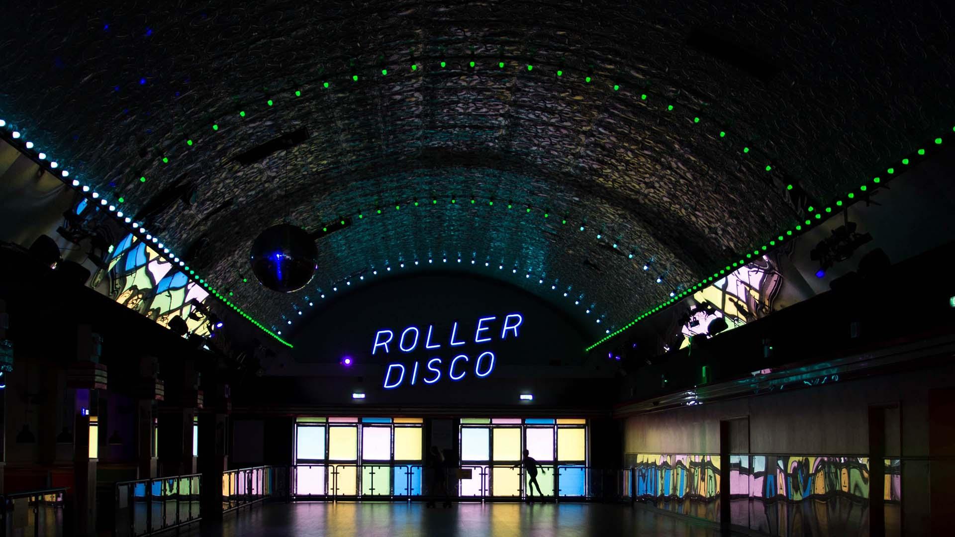 Roller Disco Brunch