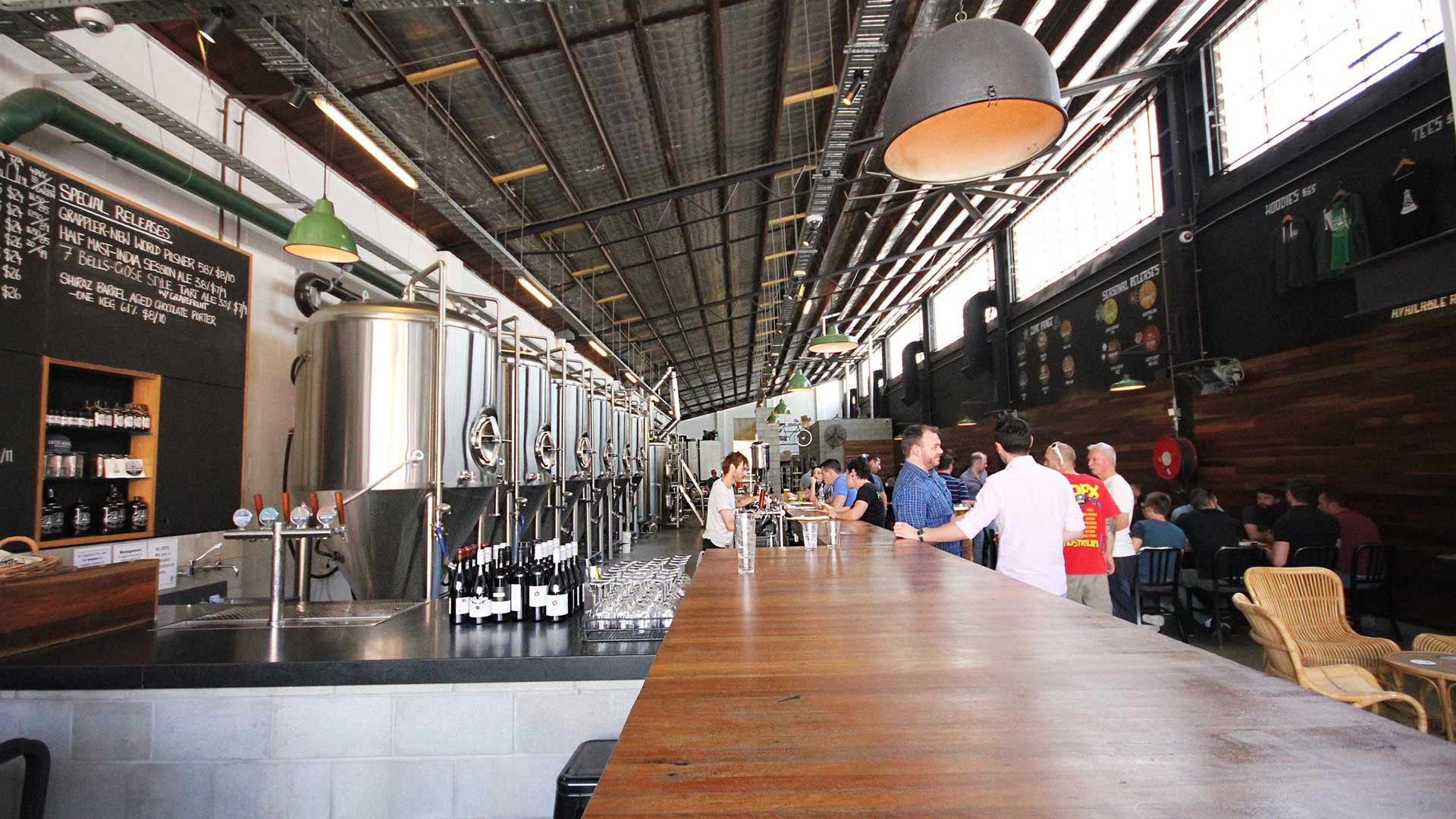 Green Beacon Brewing Co