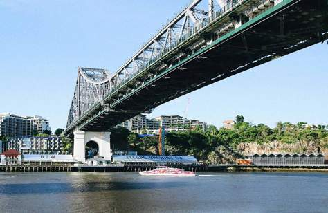 Howard Smith Wharves Has Opened Its First Pontoon and Will Start Welcoming in Boat Tours