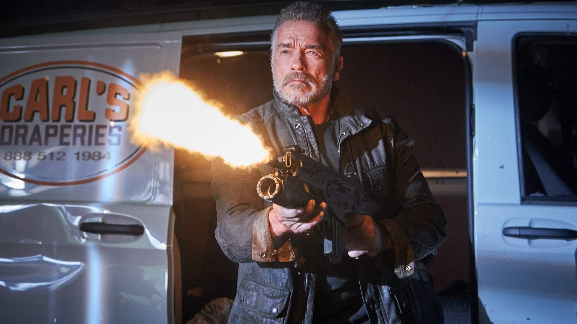 Arnold Schwarzenegger Is Back (Again) with the First Teaser for 'Terminator: Dark Fate'