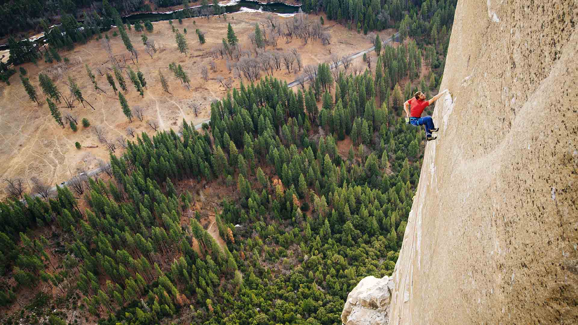 Tommy Caldwell and Kevin Jorgeson Live with 'The Dawn Wall'