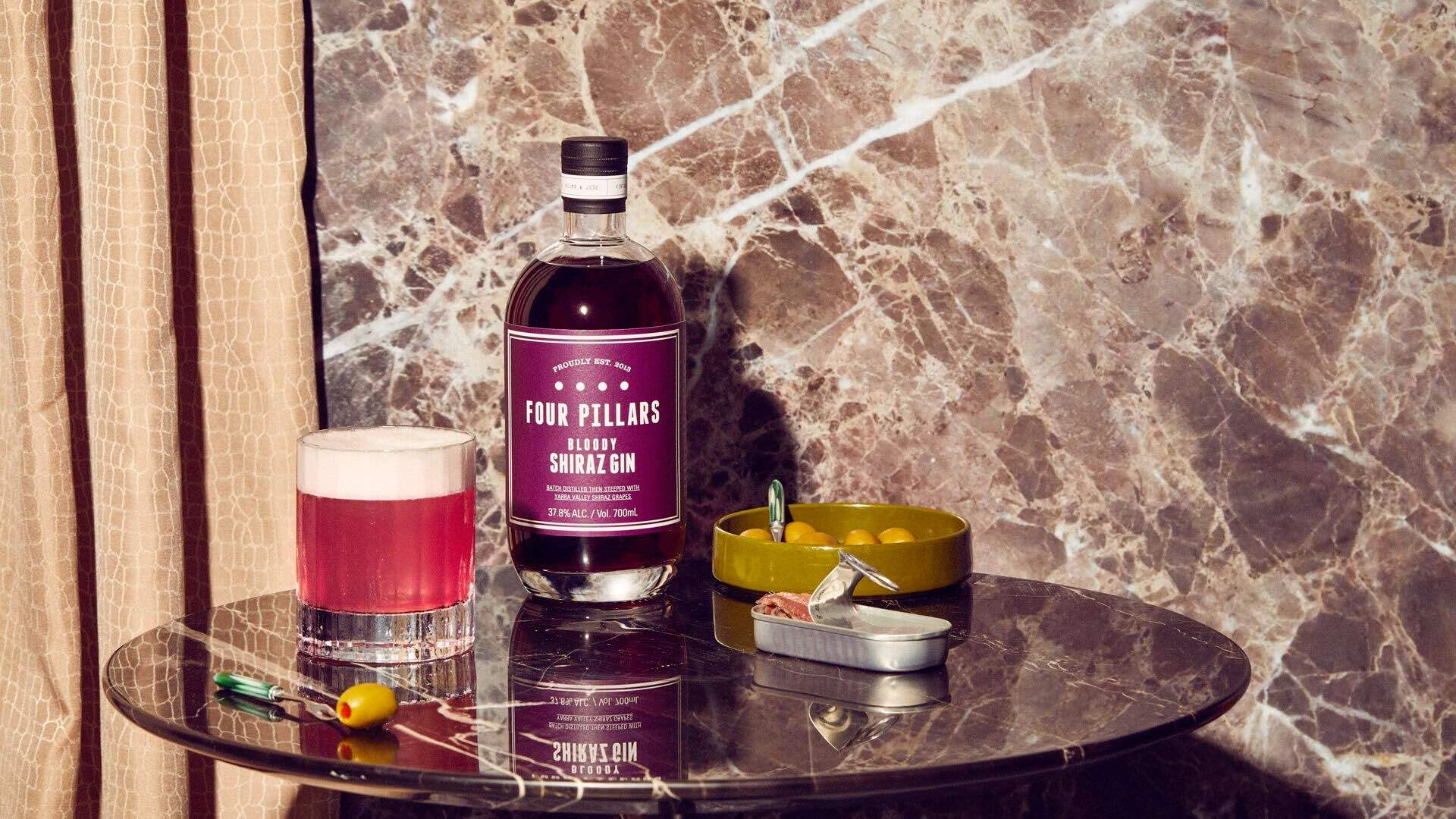Four Pillars Is About to Release Its 2019 Batch of Bloody Good Bloody Shiraz Gin