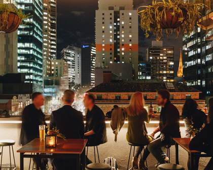 Four Rooftops Helping You Embrace Spring This Year in Melbourne