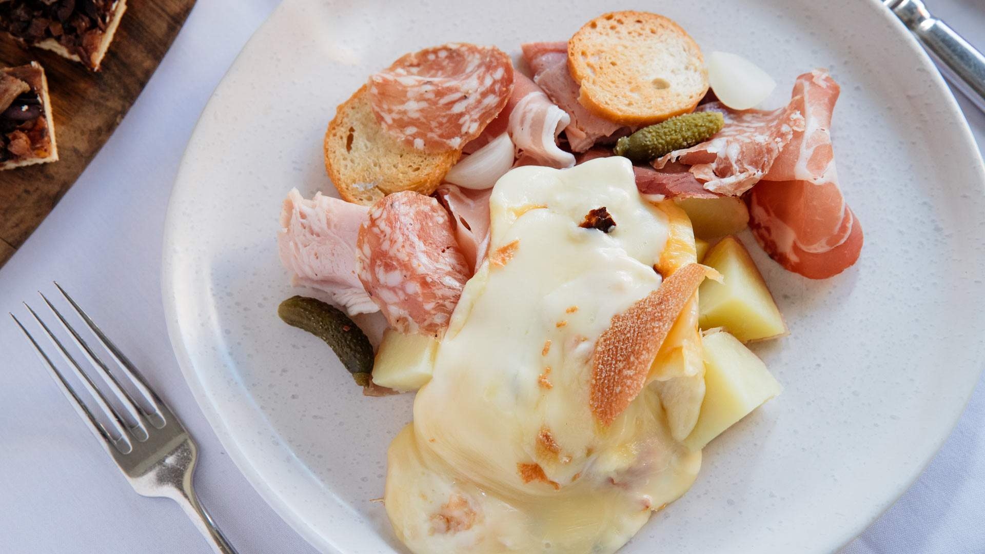 All-You-Can-Eat Raclette