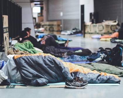 Sleep at the 'G 2020 — CANCELLED