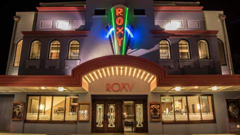 Roxy Cinema Has Launched a New Pay-Per-View Streaming Service