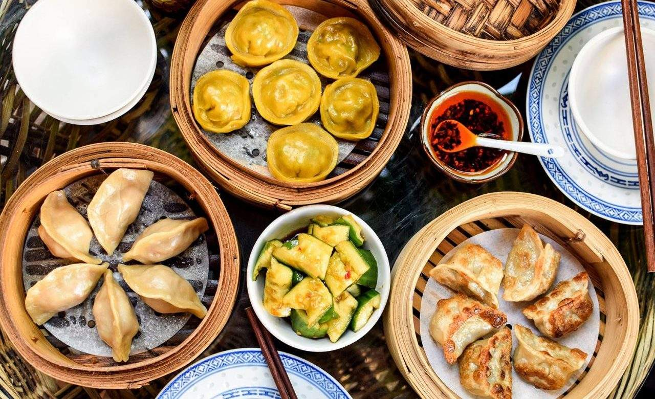 Xuxu All-You-Can-Eat Dumplings