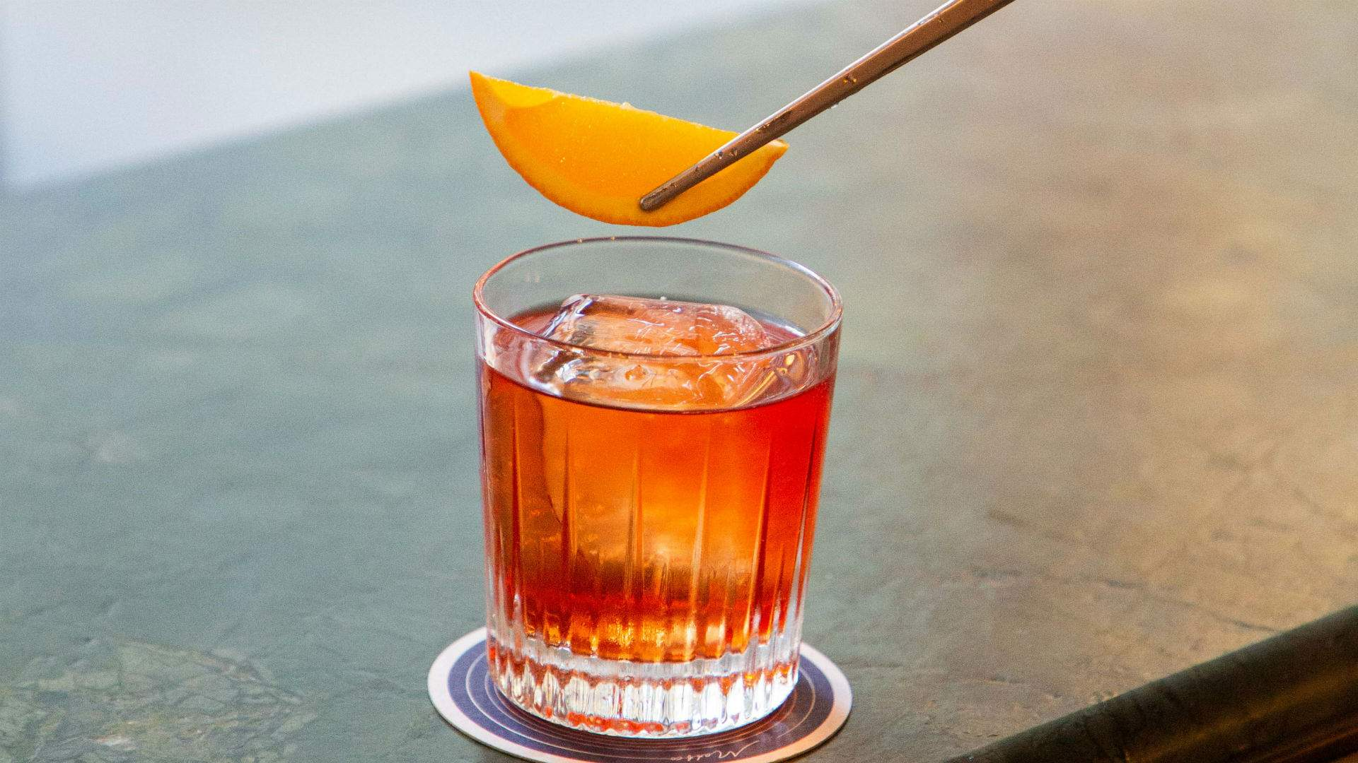 NEGRONI WEEK AT MATTEO DOWNTOWN