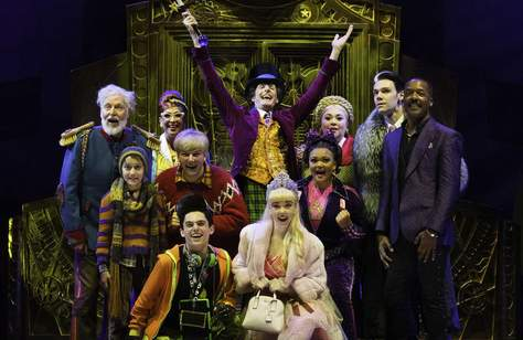 The 'Charlie And the Chocolate Factory' Musical Is Coming to Brisbane