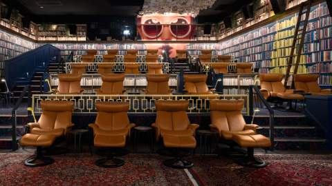 Event Boutique Is Sydney's New Luxury Cinema Experience with a Next-Level Snack Menu