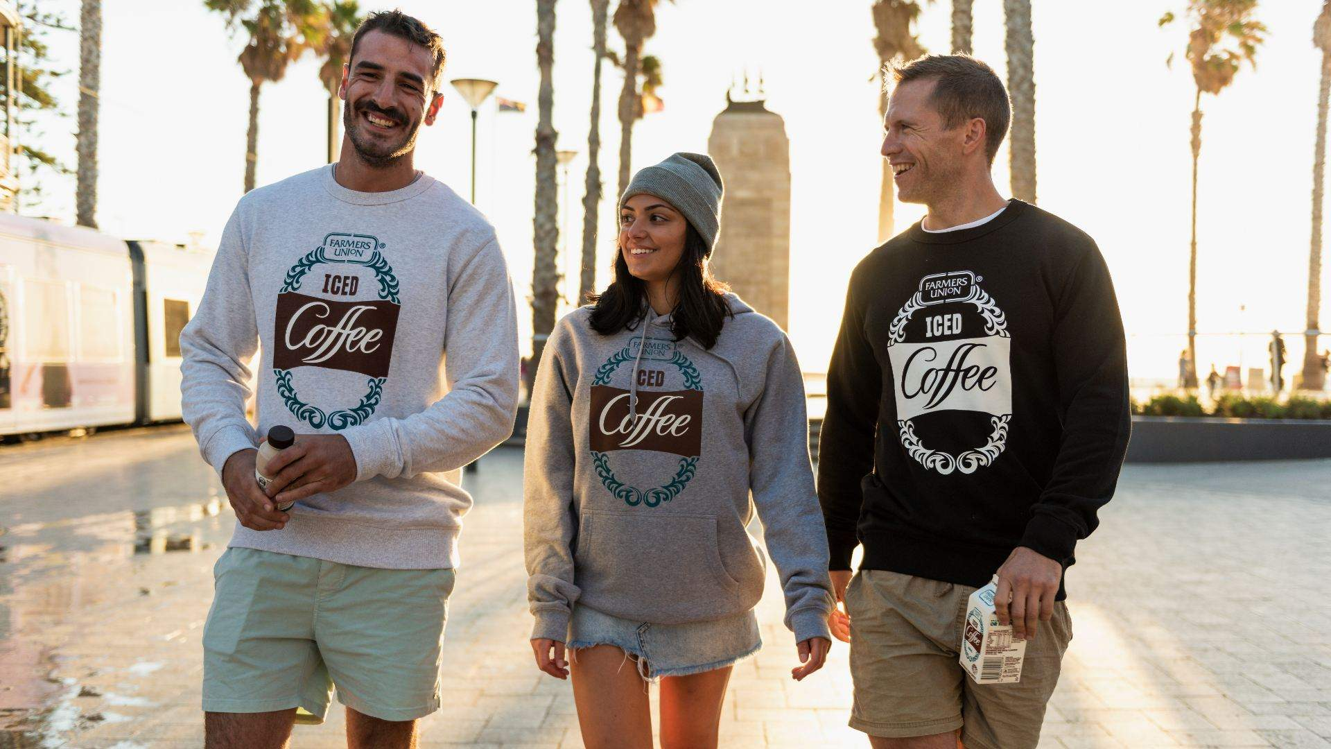 SA's Farmers Union Iced Coffee Is the Latest Aussie Brand to Release Its Own Retro Line of Merch