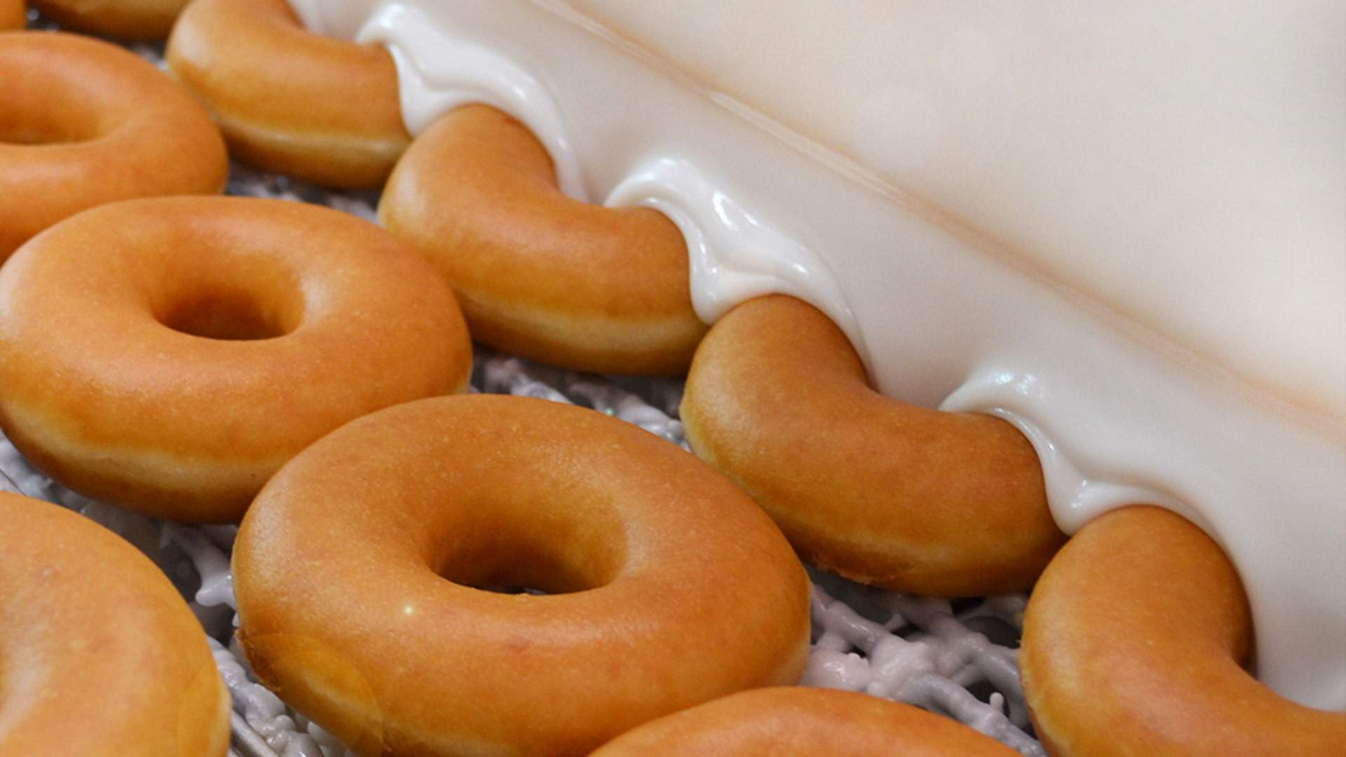 Krispy Kreme offering free doughnuts to celebrate 83rd birthday