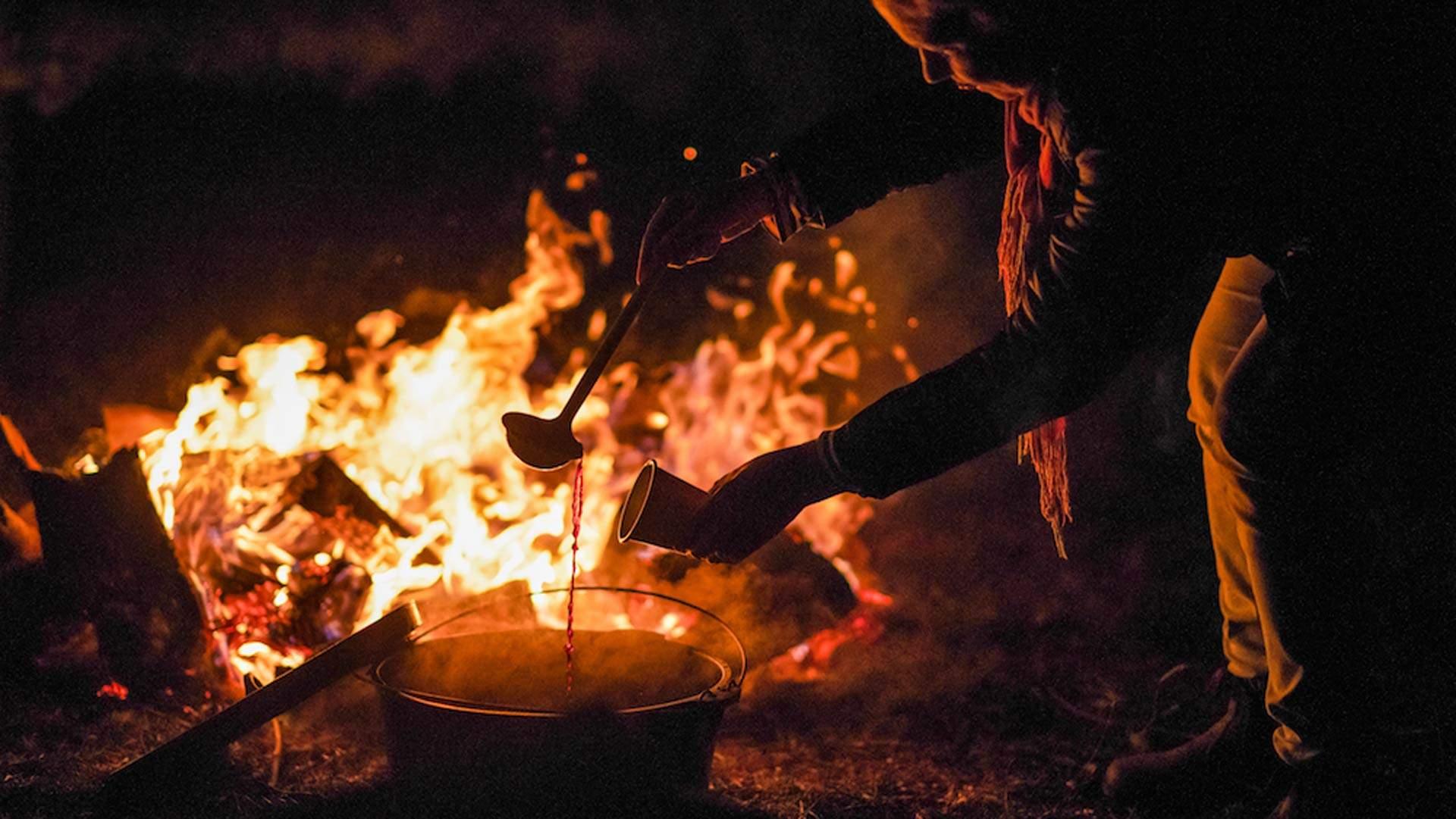 Orange Winter Fire Festival 2020
