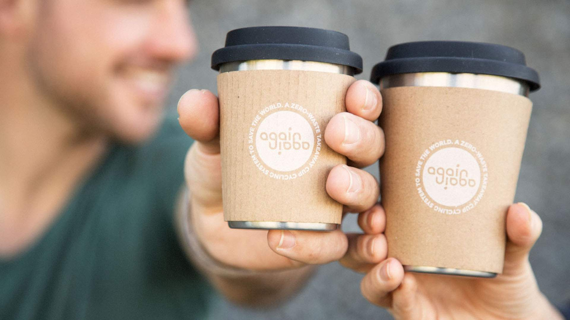 Coffee Cup Lending System Again Again Has Launched in Auckland