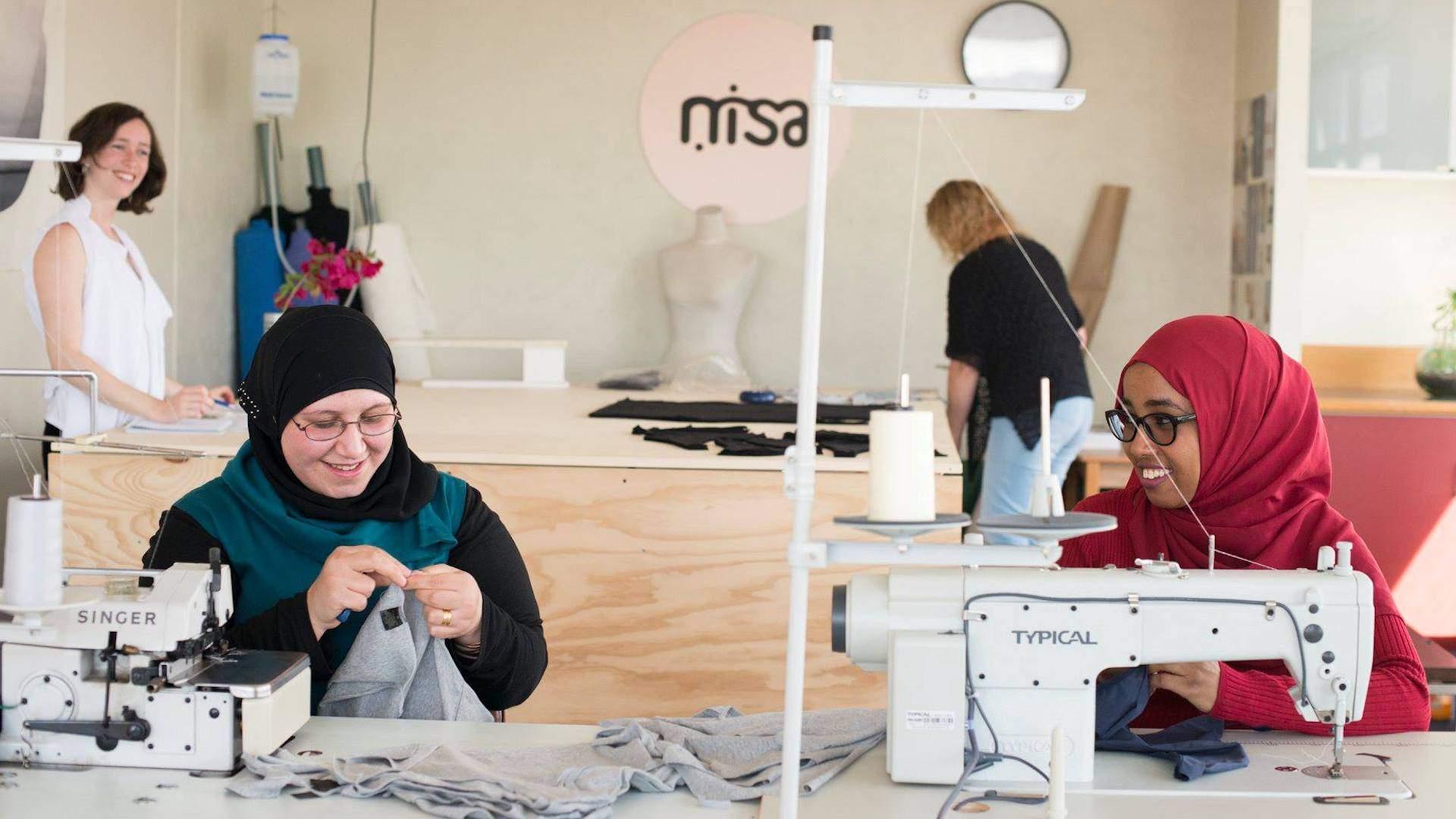 Wellington's Nisa Is Crowdfunding Its New Ethical Underwear Range