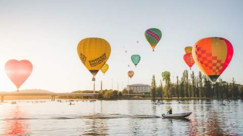 Balloon Aloft Canberra