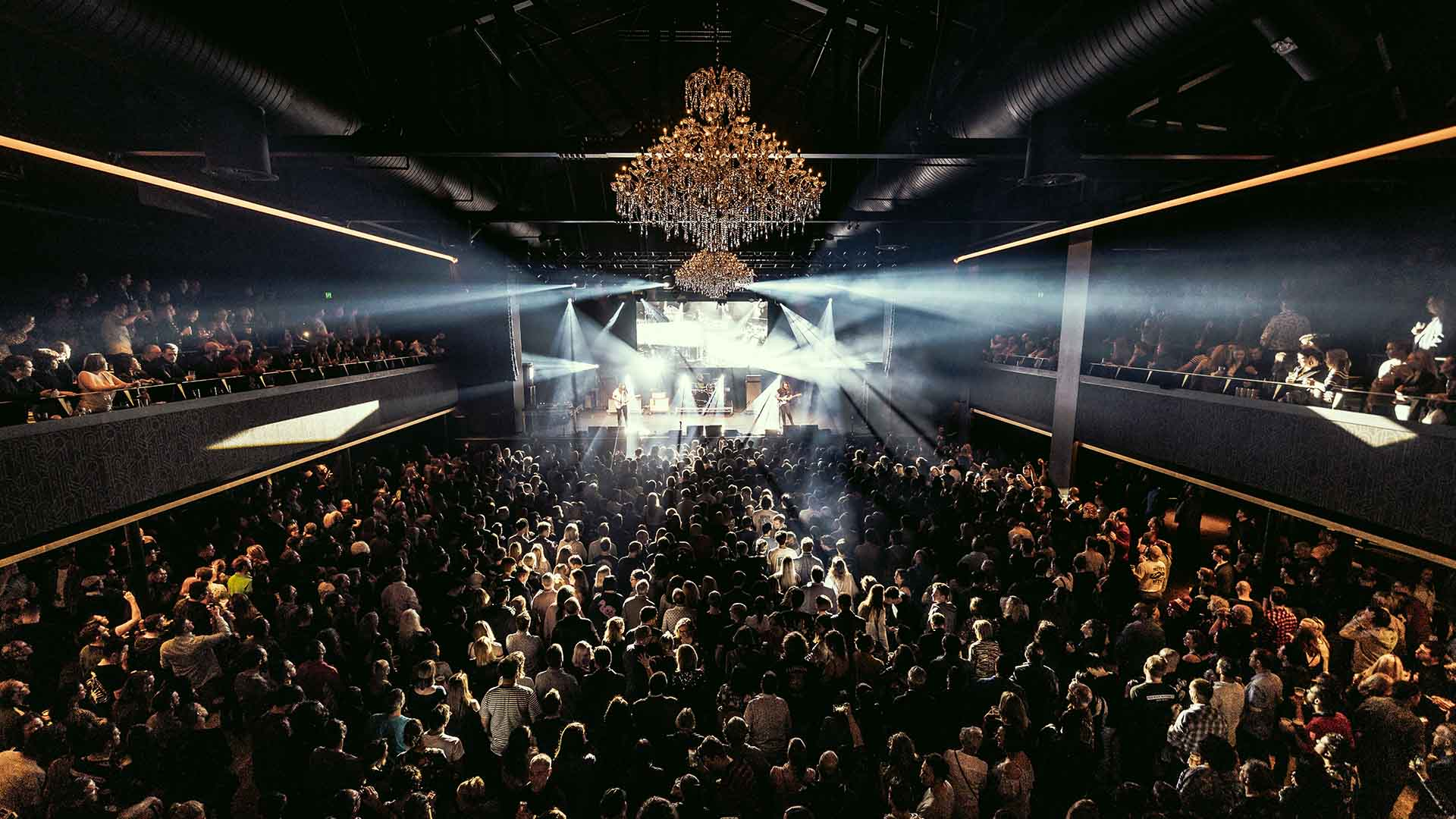 The Fortitude Music Hall Is the Valley's Huge New 3300-Person Live Entertainment Venue