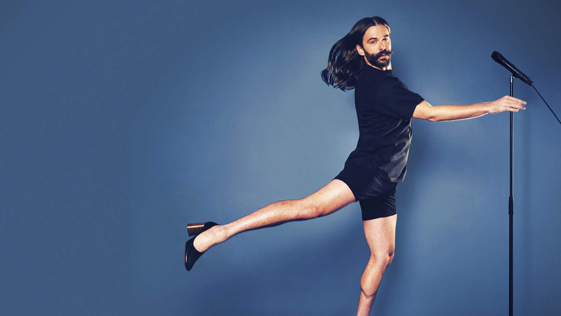 Queer Eye's Jonathan Van Ness Is Bringing His Live Comedy Show to Australia and New Zealand