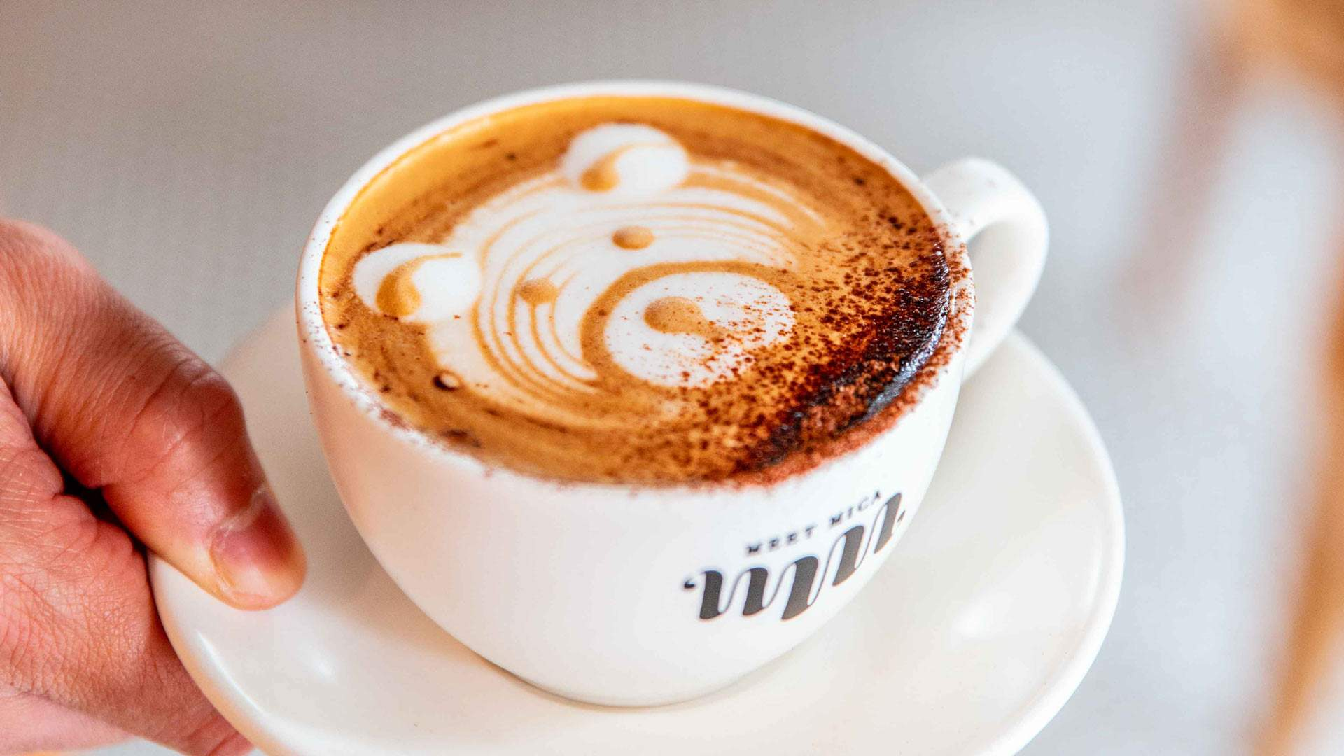 All-Day Free Coffee at Meet Mica
