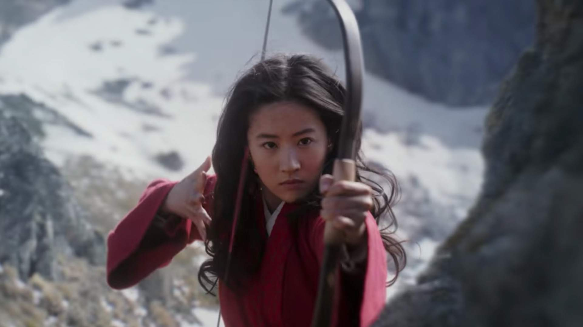 The Battle-Filled First Trailer for Disney's Live-Action 'Mulan' Is Here
