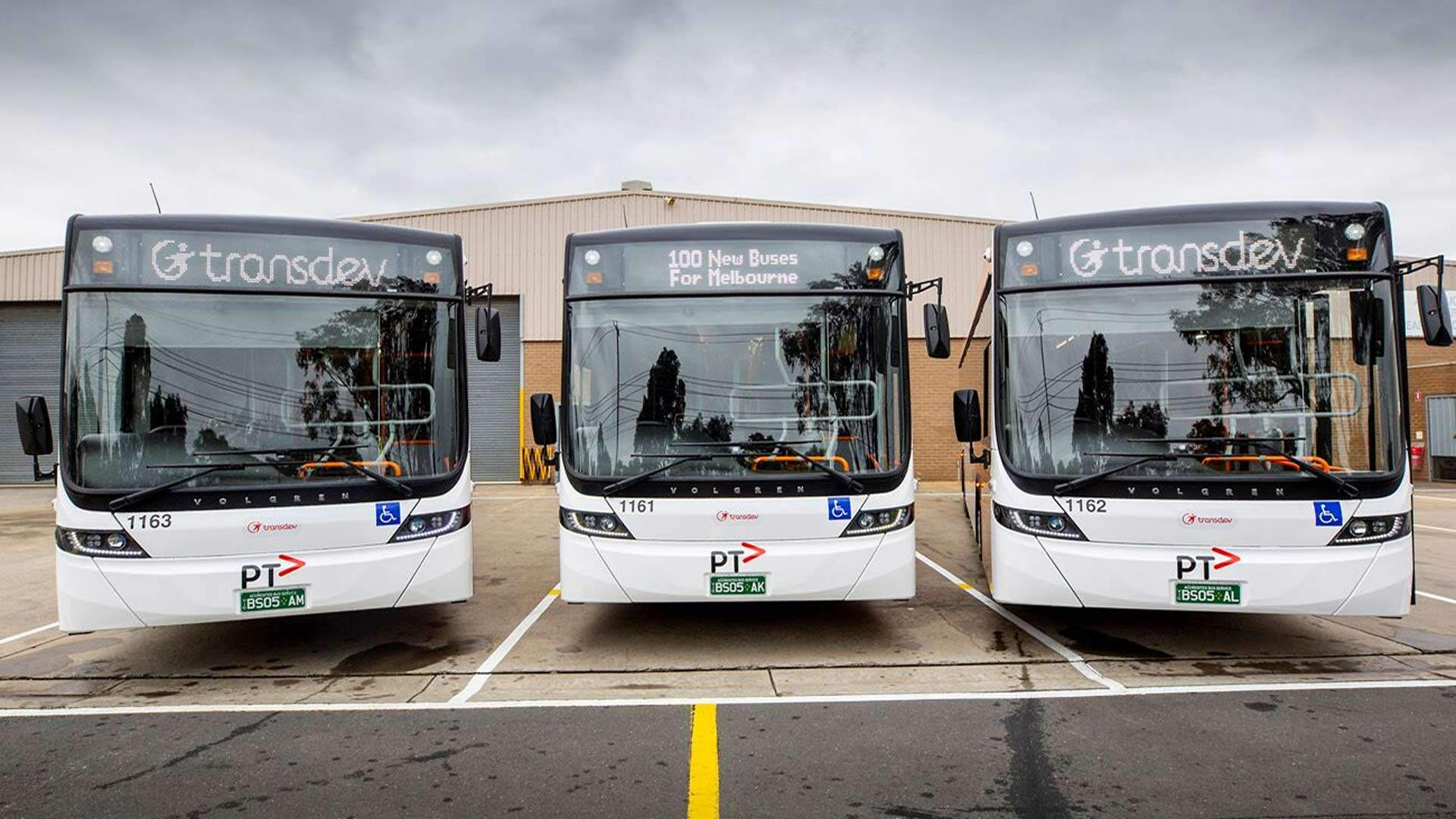 New Buses with On-Board USB Charging Stations Are Now Rolling Around Melbourne