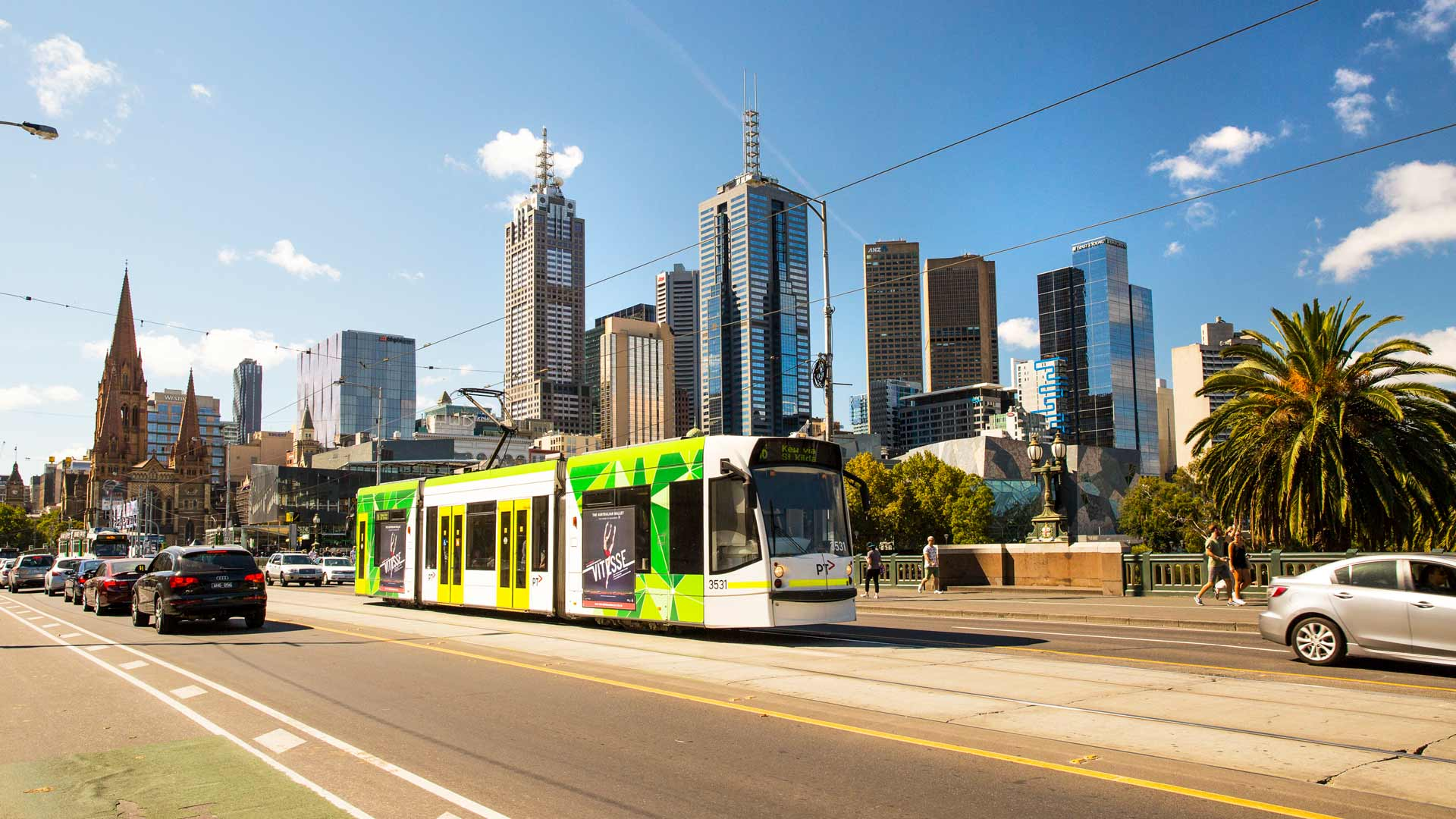 Melbourne's Tram Network Is Gearing Up for Another Two Days of Strikes