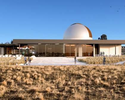 Lake Tekapo Is Now Home to a Multimillion-Dollar Astronomy Centre