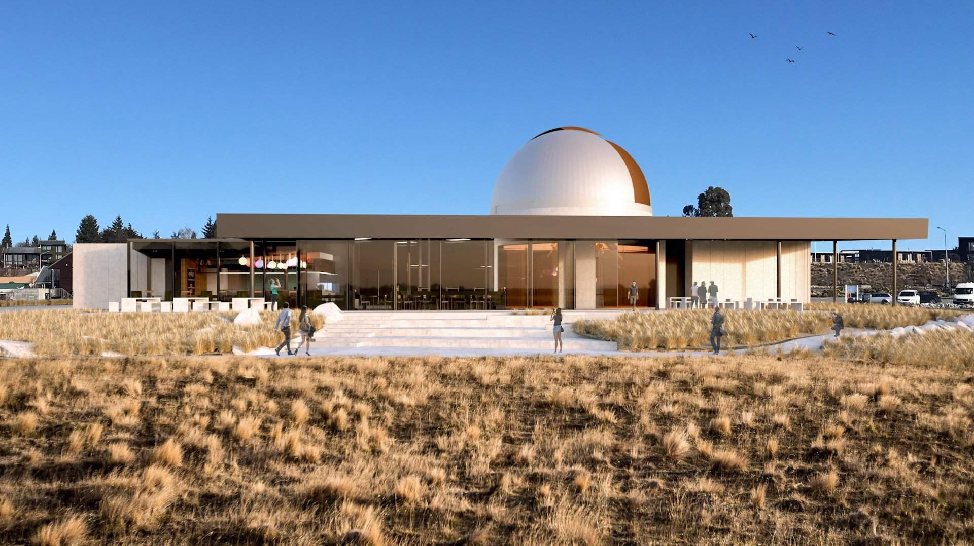 Lake Tekapo Is Now Home to a Multimillion-Dollar Astronomy Centre
