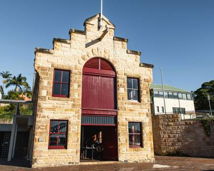 Nine Stunning Restaurants and Bars That Are Located in Sydney's Most Historic Buildings