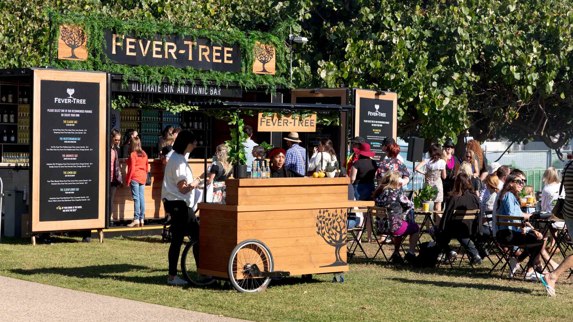 Fever-Tree Gin & Tonic Festival
